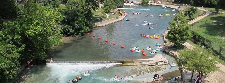 Comal River 940